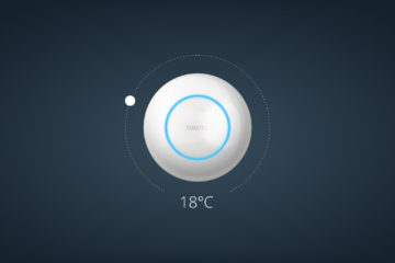 The Heat Controller HomeKit