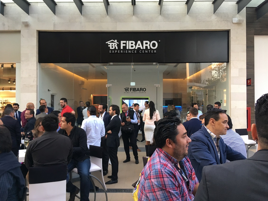 opening fibaro experience centers