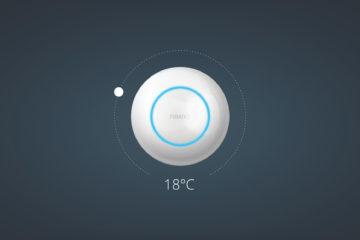 głowica termostatyczna wifi