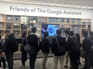 google smart home devices