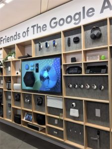 google smart home device