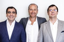 Mr. Roberto Griffa, Chief Executive Officer of Nice S.p.A. Mr. Lauro Buoro, founder and Chairman of Nice S.p.A. Mr. Maciej Fiedler, Chief Executive Officer of Fibar Group S.A.